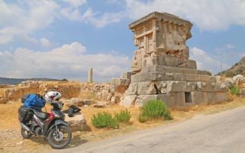 Αρχαίες πόλεις που διατηρούν το αποτύπωμά τους στο χρόνο