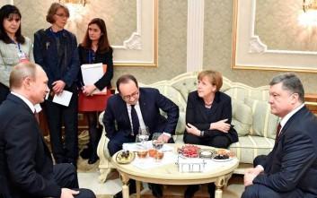 Τετραμερής στο Βερολίνο για την ουκρανική κρίση