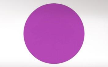 Κι όμως, μέσα σε αυτούς τους χρωματιστούς κύκλους υπάρχουν σχέδια