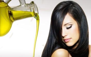 Οι ευεργετικές ιδιότητες του ελαιόλαδου στα μαλλιά σου