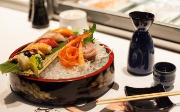 Aji sushi bar, ραντεβού στο Σύνταγμα για value for money σούσι μετά το γραφείο