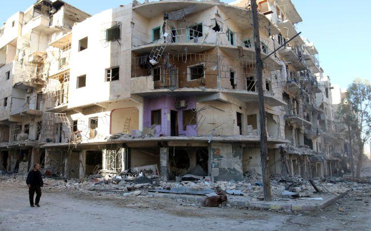 Ένα εκατομμύριο Σύροι βρίσκονται «υπό πολιορκία»