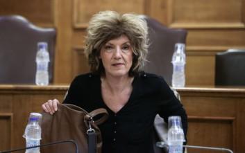 Αναγνωστοπούλου: Όσοι σιωπούν σήμερα θα είναι υπεύθυνοι απέναντι στην Ιστορία αύριο