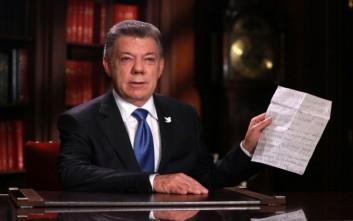 Παρατείνεται έως το τέλος του χρόνου η εκεχειρία στην Κολομβία
