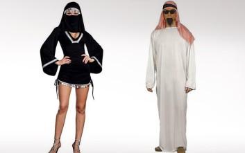 Αντιδράσεις ξεσήκωσαν οι σέξι αραβικές στολές στο Amazon