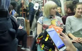 Η ταραντούλα που έσπειρε τον πανικό στο μετρό του Λονδίνου
