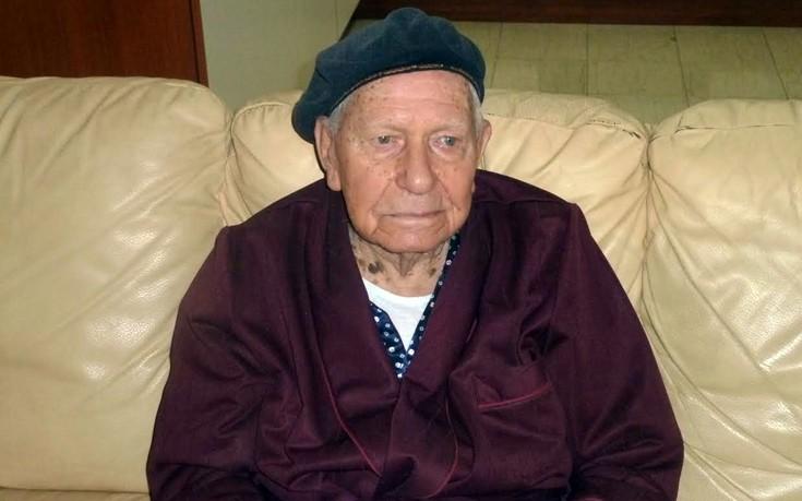 Ο γηραιότερος δημοσιογράφος στην Ελλάδα θυμάται το 1940