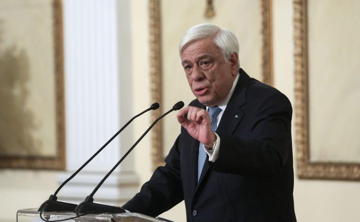 Παυλόπουλος: Η Ελλάδα και ο Πολιτισμός της δεν πρόκειται να σβήσουν