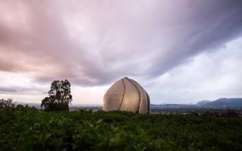 Ο εντυπωσιακός ναός Μπαχάι που ενώνει όλες τις θρησκείες