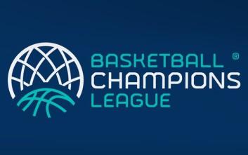 Η πρόκριση των τριών ελληνικών ομάδων στο Basketball Champions League κρίνεται στη Nova