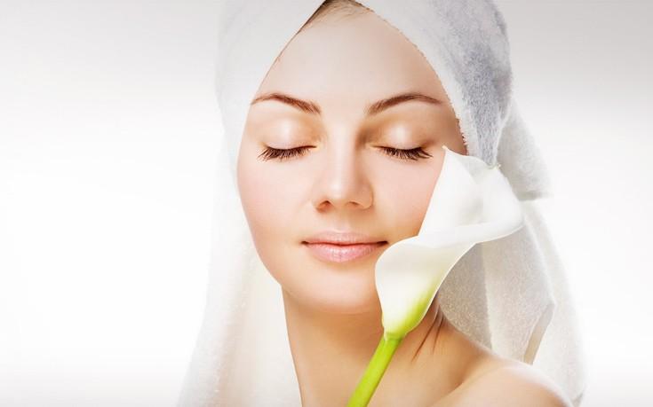 Φυσική μάσκα για απαλό δέρμα
