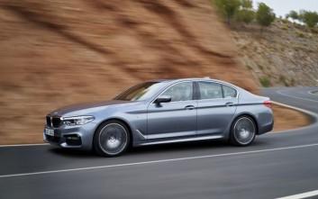 Η νέα BMW Σειρά 5 Sedan