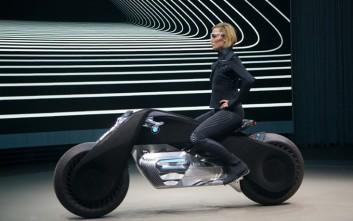 Έτσι σχεδιάζεται να είναι η «μοτοσικλέτα του μέλλοντος»