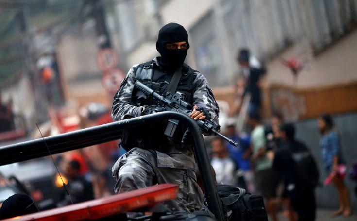 Συνελήφθη βαρόνος ναρκωτικών στη Βραζιλία