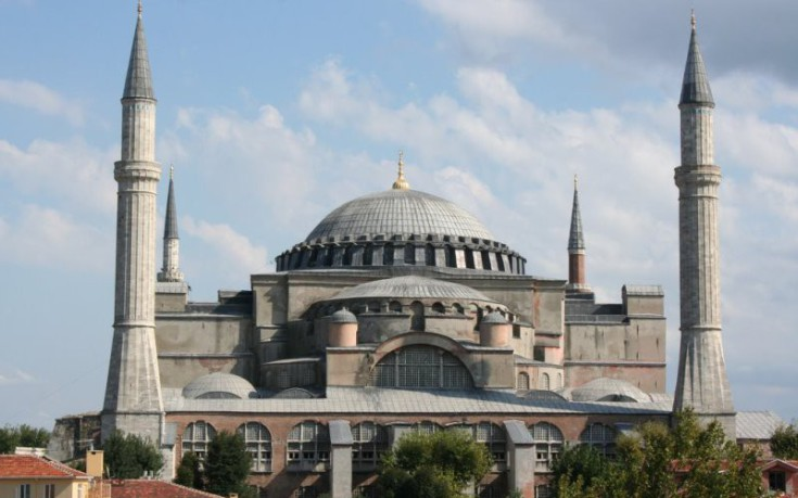 Οι ΗΠΑ «τράβηξαν το αυτί» της Τουρκίας για την Αγία Σοφία