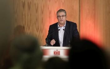 Κουτσούμπας: Η καπιταλιστική ανάπτυξη «made in ΣΥΡΙΖΑ» είναι η ίδια με της ΝΔ