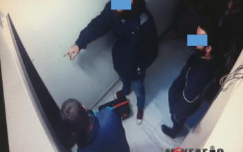 Έφοδο αστυνομικών στο «Μακελειό» καταγγέλλει ο Στέφανος Χίος