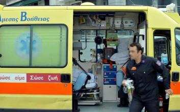 Σοβαρό τροχαίο στο Ηράκλειο με τραυματισμό δύο παιδιών