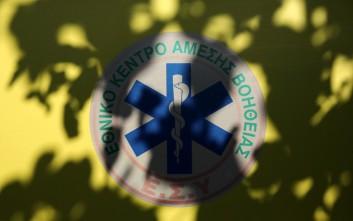 Νεκρός μέσα σε χαντάκι εντοπίστηκε άνδρας στην Κέρκυρα