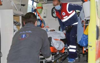 Σε κρίσιμη κατάσταση ο ένας εκ των δύο τραυματιών στη Σκάλα Λακωνίας