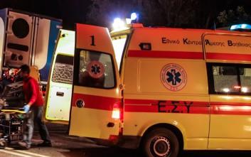 Ασθενοφόρο στα Χανιά χάλασε την ώρα που μετέφερε ασθενή στο νοσοκομείο