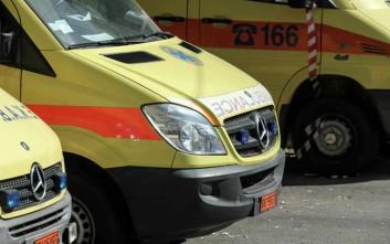 Οδηγός παρέσυρε τέσσερα άτομα στο Βόλο, ένα 11χρονο παιδί μεταξύ των τραυματιών