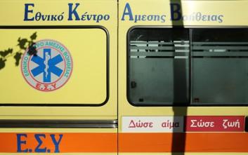 Τροχαίο με 3 τραυματίες στη λεωφόρο Βάρης-Κορωπίου