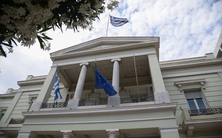 Υπουργείο Εξωτερικών: Ψευδείς και συκοφαντικοί οι ισχυρισμοί του ΠΑΣΟΚ