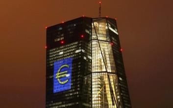 ΕΚΤ: Αμετάβλητο το κόστος δανεισμού των επιχειρήσεων τον Σεπτέμβριο