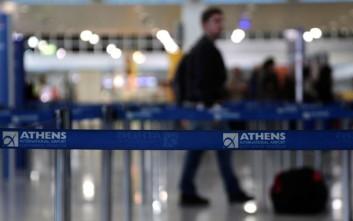 Άνοδος 2,8% στην επιβατική κίνηση του Διεθνούς Αερολιμένα Αθηνών τον Φεβρουάριο