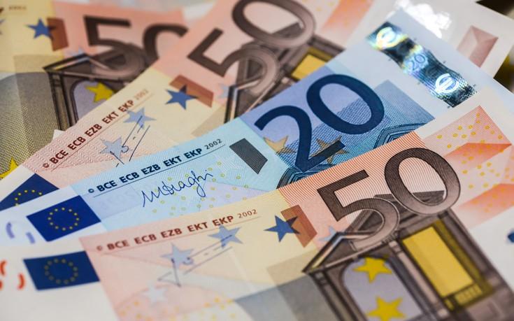 Αντλήθηκαν 1,6 δισ. ευρώ από τη δημοπρασία εξάμηνων εντόκων