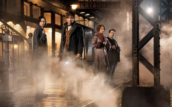 Η συγγραφέας του «Χάρι Πότερ» φέρνει τους μάγους ξανά στη μεγάλη οθόνη