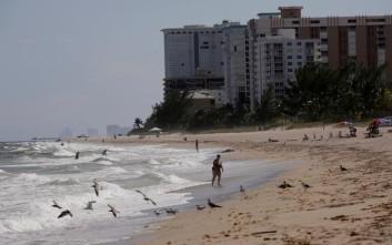 Εκκενώνονται οι ακτές της Φλόριντα λόγω του κυκλώνα Μάθιου