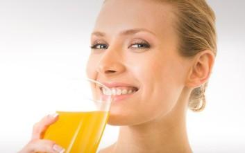 Τα διατροφικά οφέλη του χυμού πορτοκαλιού