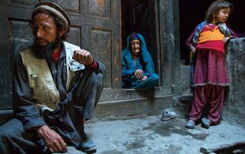Φυλή του Αφγανιστάν είναι τόσο απομονωμένη που δεν γνωρίζει για τον πόλεμο και τους ταλιμπάν