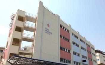 «Βουτιά» θανάτου στο Γενικό Νοσοκομείο Λάρισας