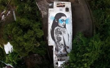 Τα 20 αριστουργήματα τέχνης του δρόμου ανά τον κόσμο