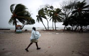 Ετοιμάζεται για τον τυφώνα Μάθιου η Καραϊβική