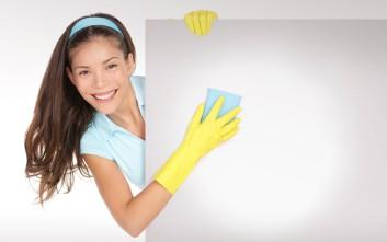 Πώς να καθαρίσετε αποτελεσματικά τους τοίχους του σπιτιού