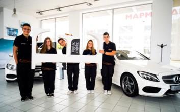 Η Mercedes στηρίζει μαθητές στο «Formula 1 in Schools»