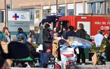 Χουλιαράς: Πρωτοφανής η σεισμική δραστηριότητα στην Κεντρική Ιταλία