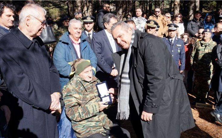 Εκδήλωση για τον ήρωα έφεδρο λοχία που έπεσε μαχόμενος τους Ναζί
