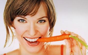 Απαλή και ενυδατωμένη επιδερμίδα με καρότο