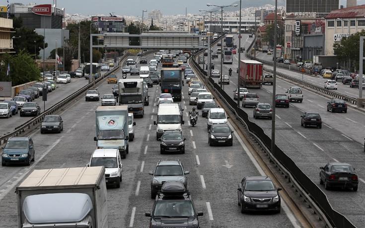 Πότε ανεβαίνουν στο Taxis τα νέα τέλη κυκλοφορίας