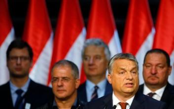 Με ποσοστό 98,3% οι Ούγγροι απέρριψαν τα ευρωπαϊκά σχέδια για τις ποσοστώσεις