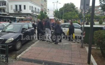 Ιδιοκτήτρια καταστήματος κυνήγησε κλέφτρα στους δρόμους της Λαμίας