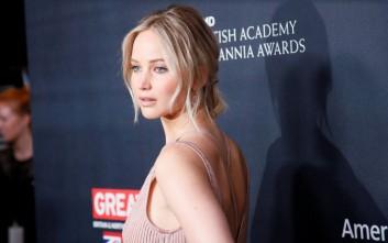 Εντυπωσίασε η Τζένιφερ Λόρενς στα βραβεία BAFTA