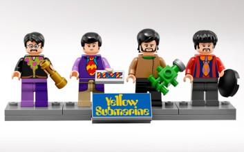 Οι Beatles γίνονται Lego