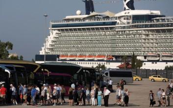 Επεκτείνονται οι υποδομές για τα κρουαζιερόπλοια στο λιμάνι του Πειραιά