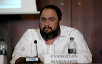 Μαρινάκης: Παραιτούμαι από μέλος του δημοτικού συμβουλίου Πειραιά
